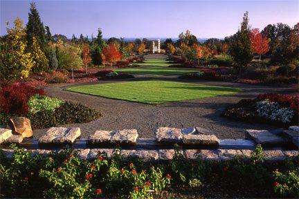 axisgarden2 2 the oregon garden - The Oregon Garden