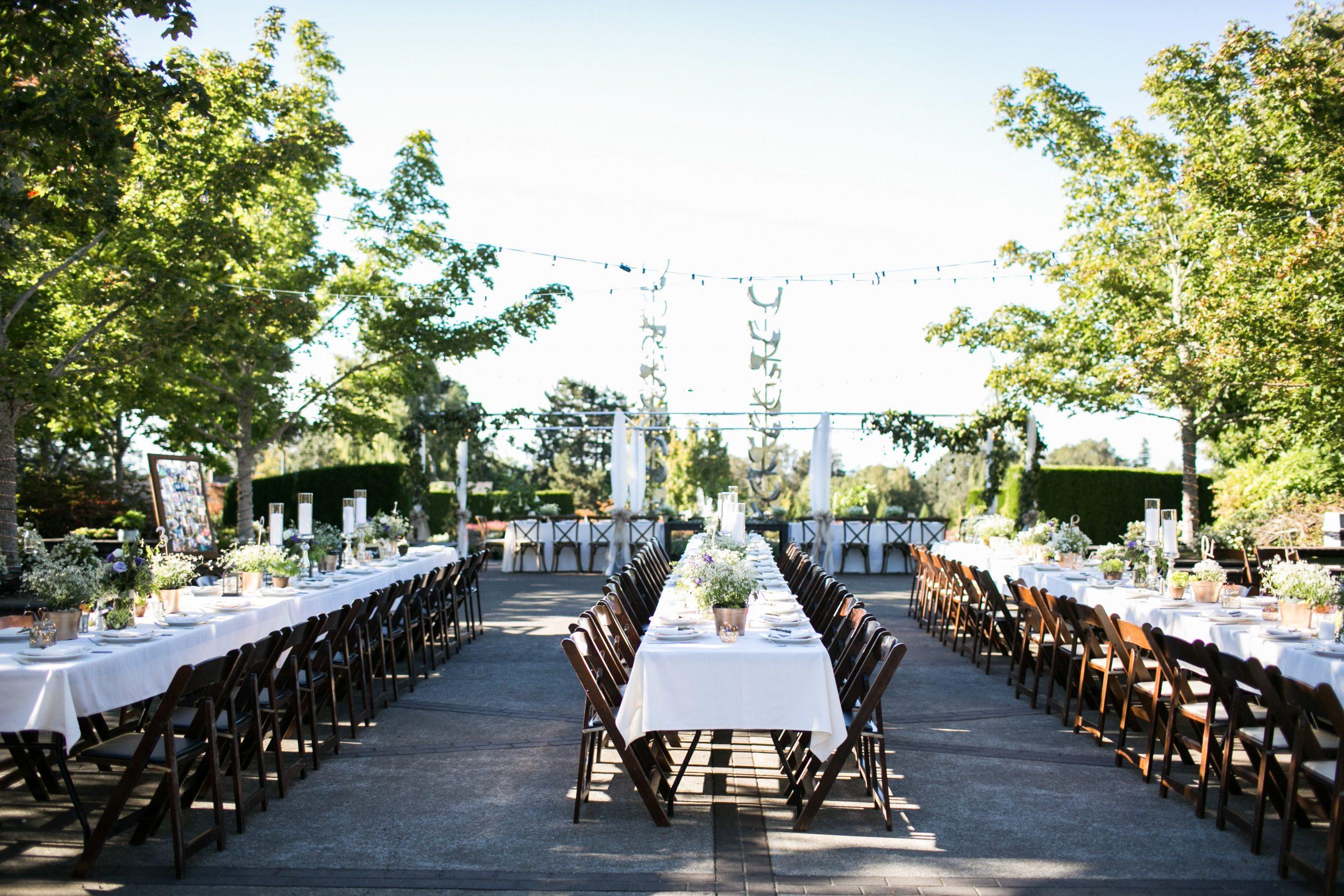 Oregon Wedding Venue - The Oregon Garden